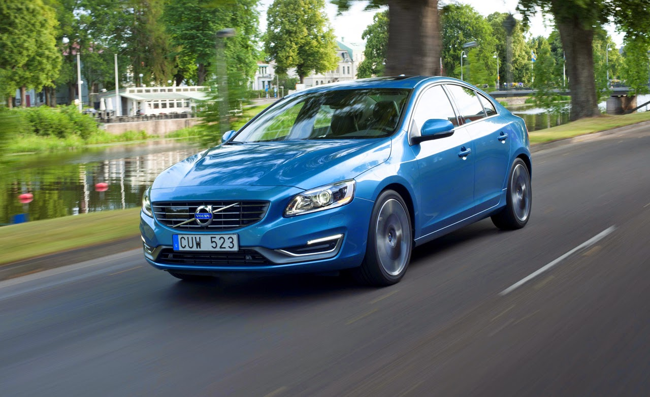 medium resolution of 2015 volvo s60 v60 xc60 with new drive e four cylinder engine